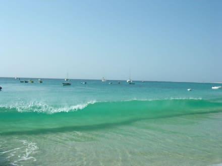 Strand bei Santa Maria - Strand Santa Maria