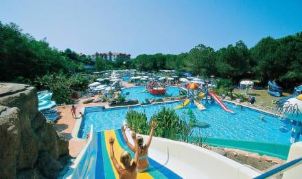 Aqua park. -