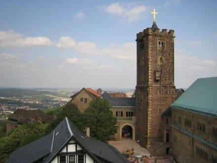 Der Bergfried  - Wartburg