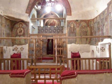 St. Antonius Kloster - Koptische Klöster St. Paulus & St. Antonius