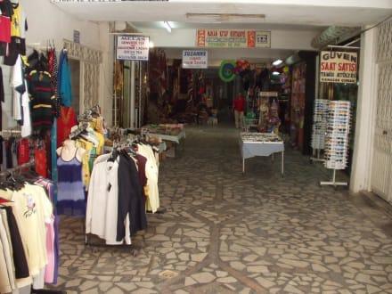Basar in Manavgat - Markt