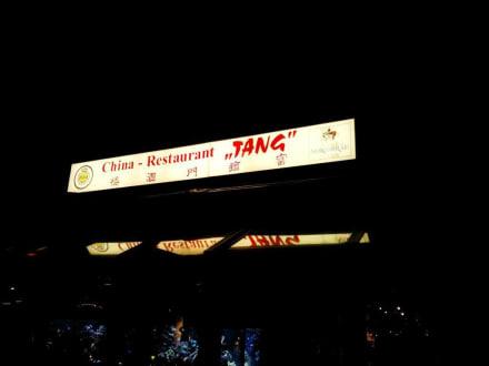 Von Außen - Restaurant Tang