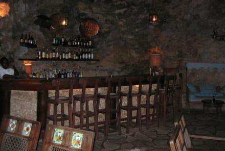 Ali Barbour Bar - Restaurant Ali Barbour & Beachbar Forty Thieves