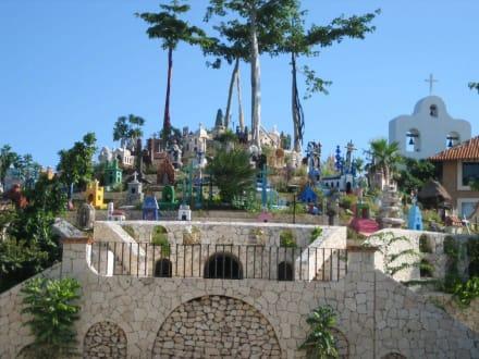 Maya Friedhof - Freizeitpark Xcaret