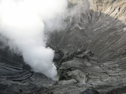 Bt. Bromo - Bromo Vulkan