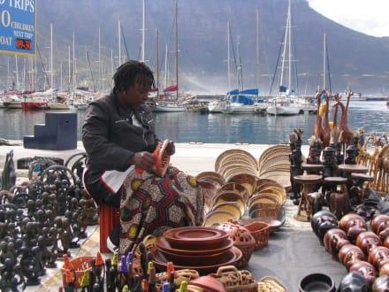Händler - Hafen Kapstadt