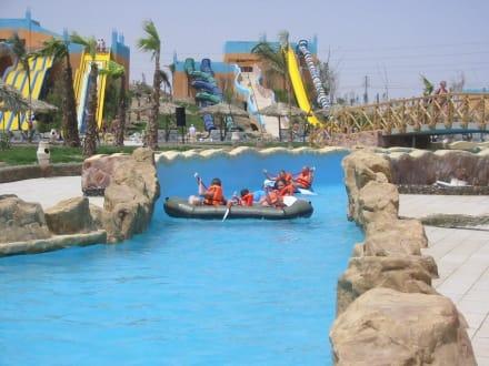 Titanic Aquapark Hurghada - Titanic Aquapark
