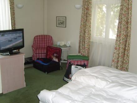 Zimmer im Nebenhaus Fiori - Hotel Jodquellenhof Alpamare (Hotelbetrieb eingestellt)
