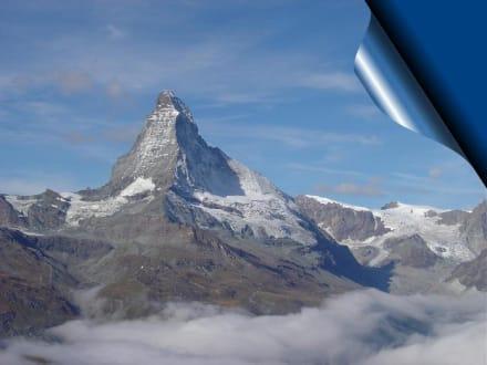 Fernsicht - Matterhorn