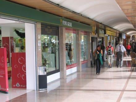 Einkaufsstraße in Jandia - Einkaufen & Shopping