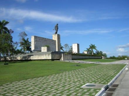 Cheguevara Monument - Mausoleum und Gedenkstätte Che Guevara