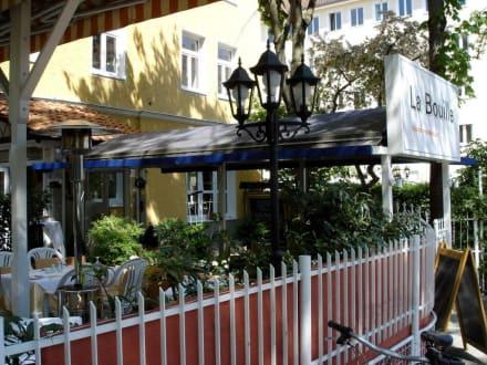 Restaurant La Bouille, Eingang - Restaurant La Bouille