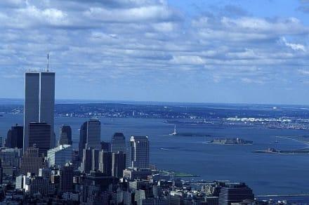 NY im November 2000 - Skyline