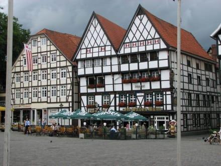 Fachwerkhäuser - Altstadt Soest