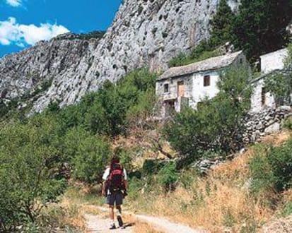 Gebirge - Biokovo Gebirge