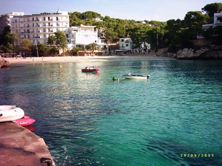 Beach - Bucht von Cala Santanyi