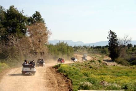 Jeep-Safari - Tour & Ausflug