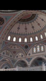 Moschee, Ausflug - Külliye Moschee