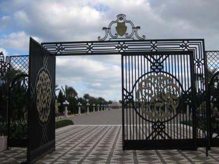 Mauseleum Monastir - Mausoleum Bourguiba