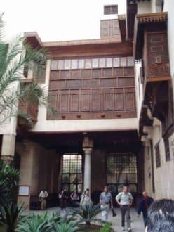 Beit el-Suhaymi-Palast - Beit el-Suhaymi