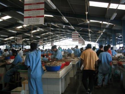 Fischmarkt in Deira - Fischmarkt