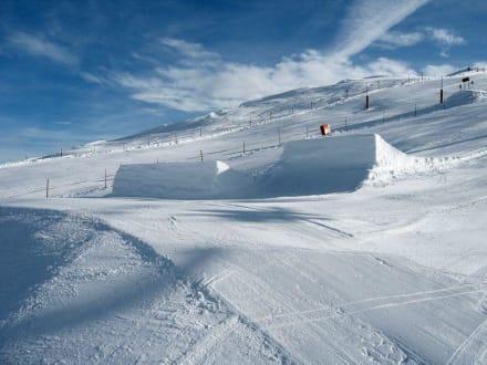 Alpengasthof Pichler - Skigebiet Brunnalm 3 - Skigebiet Brunnalm