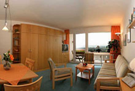 Doppelzimmer bzw. 1-Raum-App. - Haus Bayerwald