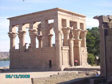 Philae Tempel - Philae Tempel