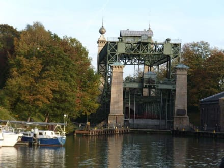 Schiffshebewerk Henrichenburg - Schleusenpark Waltrop