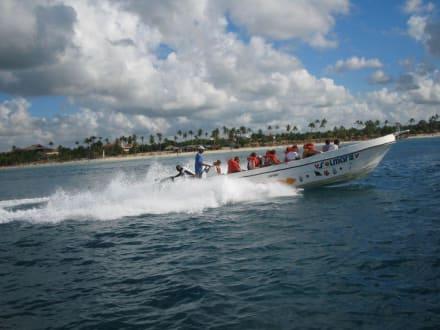 Speedbootfahren - RH Tours