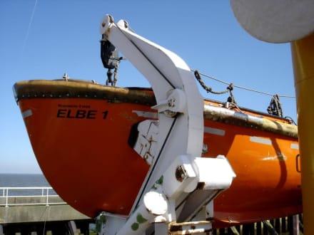 """Feuerschiff """"Elbe 1"""" - Feuerschiff Elbe 1"""