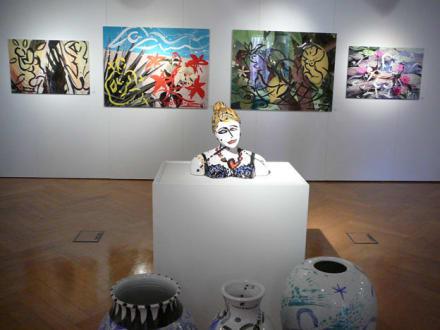 Ausstellung auf der Insel Mainau - Insel Mainau