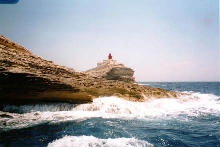 Südspitze von Korsika - Leuchtturm La Madonetta