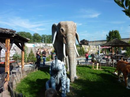 Minigolfplatz - Funny-World Familienfreizeitpark
