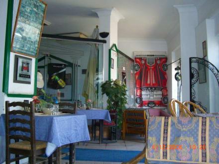 Kneipe im Bazar Viertel - Zentrum Hurghada