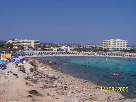 Sandy Bay - Strand Ayia Napa/Agia Napa