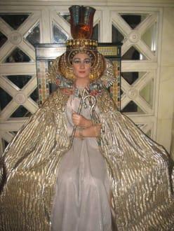 Kleopatra - Museo de Cera