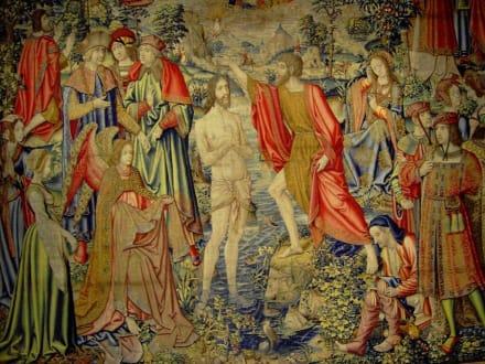 Sint-Pietersabdij - Flämische Wandteppiche (5) - Kunsthalle Sint-Pietersabdij