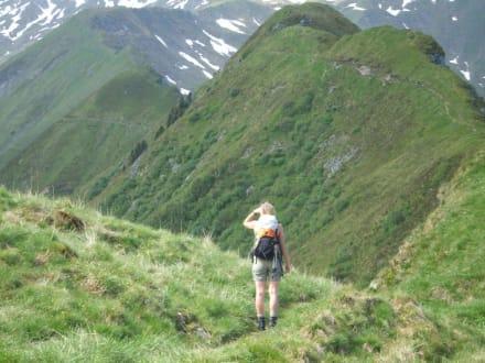 Wanderweg 5 - Wandern Kaprun