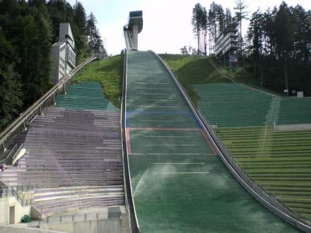 Bergiselschanze - Olympiaschanze Bergisel