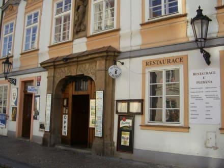 Restaurant am Betlehemplatz - Restaurant U Plebana