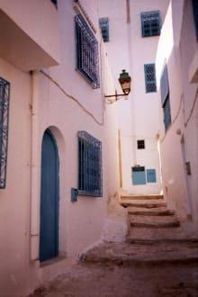 Sidi Bou Said - Künstlerdorf Sidi Bou Saïd