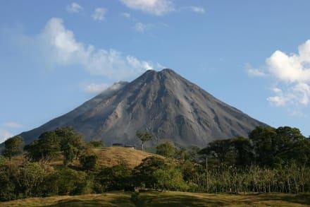 Vulcan Arenal - Vulkan Arenal