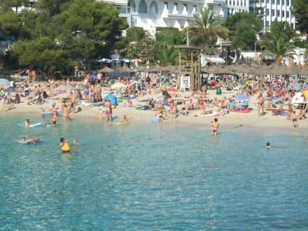 Strand Cala Gran - Cala Gran