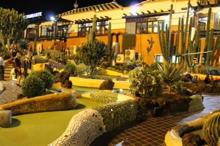 Mini golf santiago bild minigolf santiago ex jardin de for Cactus santiago