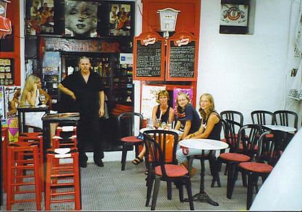 Wauna´s Bar in Ibiza Stadt - Wauna's Bar
