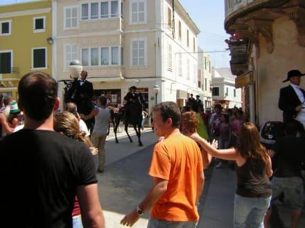 Festes de Sant Joan in Ciutadella - Festes de Sant Joan