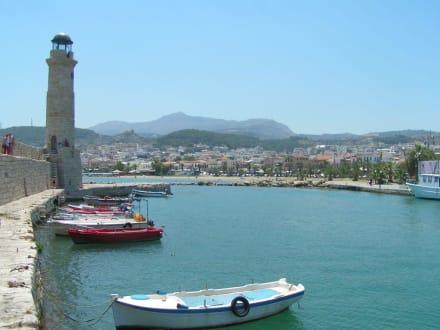 Rethymno - Hafen Rethymno