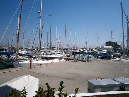 Hafen - Yachthafen Kemer