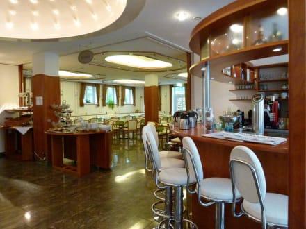 Restaurant & Büffet - Hotel Atrium